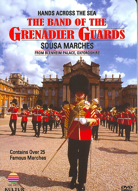 HANDS ACROSS THE SEA BY BAND OF THE GRENADIE (DVD)